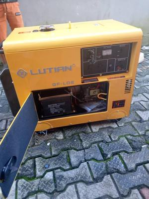 Gf-10kva Mobile Diesel Soundproof Generator | Electrical Equipment for sale in Lagos State, Ojo
