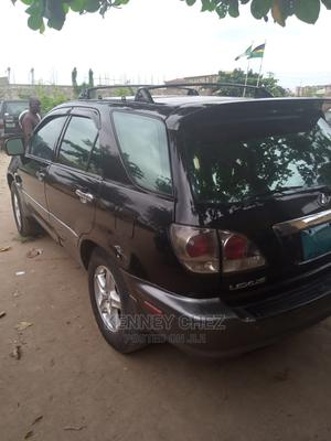 Lexus RX 2002 Black | Cars for sale in Lagos State, Agege