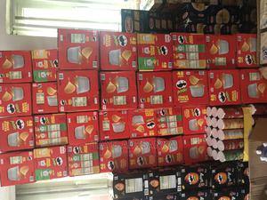 Pringles Lunchbox X48   Meals & Drinks for sale in Lagos State, Surulere