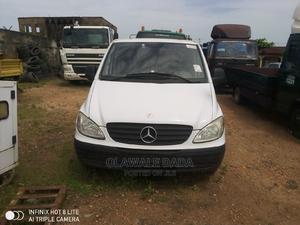 Mercedes-Benz Viano 2007 2.2 CDi Ambiente White | Cars for sale in Kaduna State, Zaria