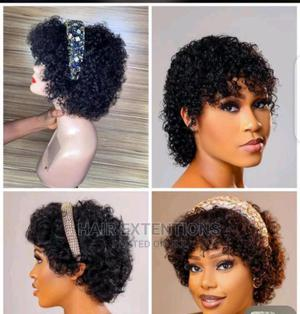 Curly Fringe Wig   Hair Beauty for sale in Lagos State, Gbagada