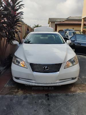 Lexus ES 2008 350 White | Cars for sale in Rivers State, Port-Harcourt