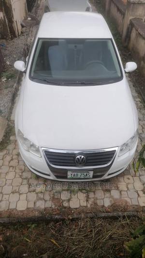 Volkswagen Passat 2008 2.0 White | Cars for sale in Abuja (FCT) State, Jabi