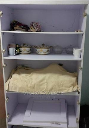 6feet Tall Used Dress Cabinet for Sale | Furniture for sale in Lagos State, Alimosho
