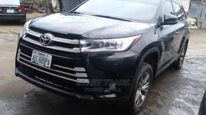 Toyota Highlander 2015 Black | Cars for sale in Akwa Ibom State, Uyo