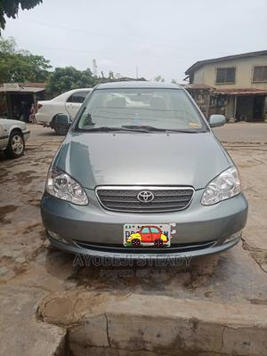 Toyota Corolla 2004 1.4 D Automatic Blue   Cars for sale in Oyo State, Ibadan