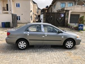 Toyota Corolla 2004 Gray   Cars for sale in Lagos State, Amuwo-Odofin