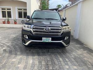 Toyota Land Cruiser 2013 4.5 V8 VXR Black | Cars for sale in Lagos State, Ilupeju
