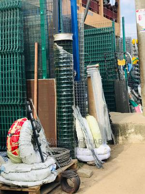 Security Fencing Wire and Electric Fence Material   Building Materials for sale in Lagos State, Orile