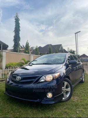 Toyota Corolla 2012 Blue   Cars for sale in Kaduna State, Kaduna / Kaduna State