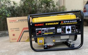 Sumec Firman SPG3000 Petrol Generator Set   3kva   Electrical Equipment for sale in Lagos State, Ojo