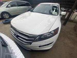 Honda Accord Crosstour 2010 EX-L AWD White | Cars for sale in Lagos State, Amuwo-Odofin