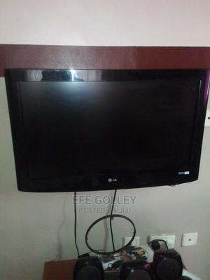32 Inch LG Used LCD TV | TV & DVD Equipment for sale in Delta State, Ethiope West