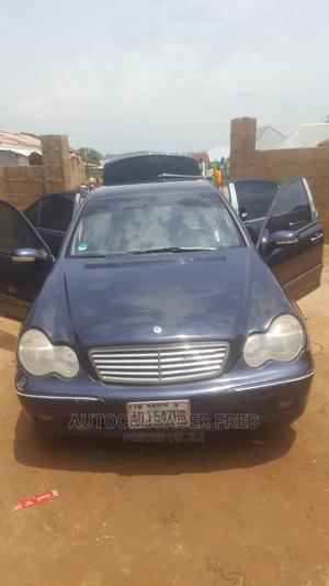 Mercedes-Benz C240 2003 Blue   Cars for sale in Abuja (FCT) State, Jabi