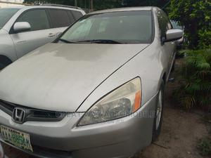 Honda Accord 2003 Silver | Cars for sale in Lagos State, Surulere