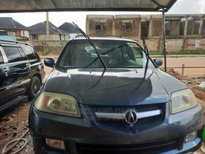 Acura MDX 2004 Sport Utility Blue   Cars for sale in Lagos State, Alimosho