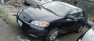 Toyota Corolla 2004 LE Blue   Cars for sale in Delta State, Warri