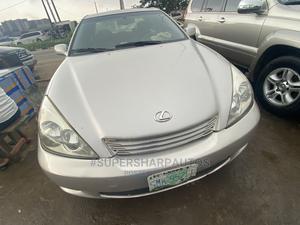 Lexus ES 2002 300 Silver   Cars for sale in Lagos State, Amuwo-Odofin