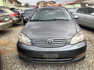 Toyota Corolla 2004 S Gray   Cars for sale in Lagos State, Abule Egba