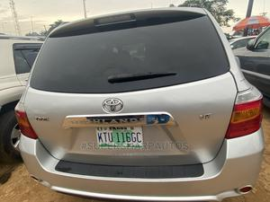 Toyota Highlander 2009 Limited Silver | Cars for sale in Lagos State, Amuwo-Odofin