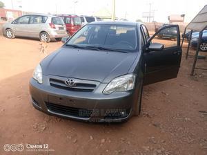 Toyota Corolla 2002 Black   Cars for sale in Katsina State, Jibia
