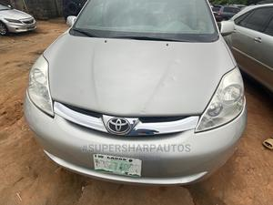 Toyota Sienna 2008 XLE Limited Silver | Cars for sale in Lagos State, Amuwo-Odofin