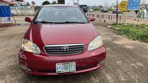 Toyota Corolla 2006 LE Red | Cars for sale in Oyo State, Ibadan