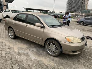 Toyota Corolla 2005 Gold | Cars for sale in Lagos State, Lekki