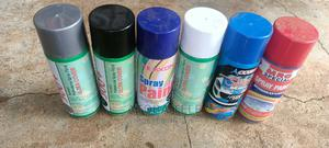 Spray Paint   Building Materials for sale in Ogun State, Ijebu Ode