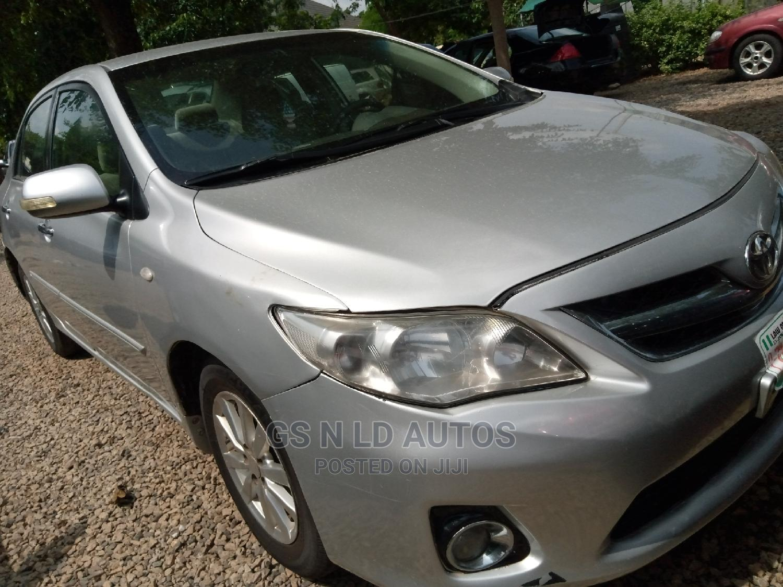 Toyota Corolla 2010 Silver | Cars for sale in Gwarinpa, Abuja (FCT) State, Nigeria