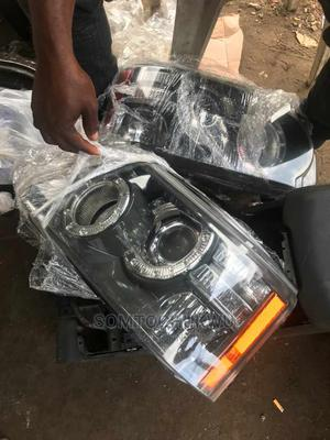 Head Lamp Set Range Rover Sport 2012 | Vehicle Parts & Accessories for sale in Lagos State, Lekki