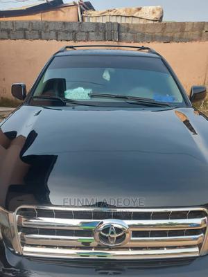Toyota Highlander 2005 V6 Black | Cars for sale in Abuja (FCT) State, Kubwa