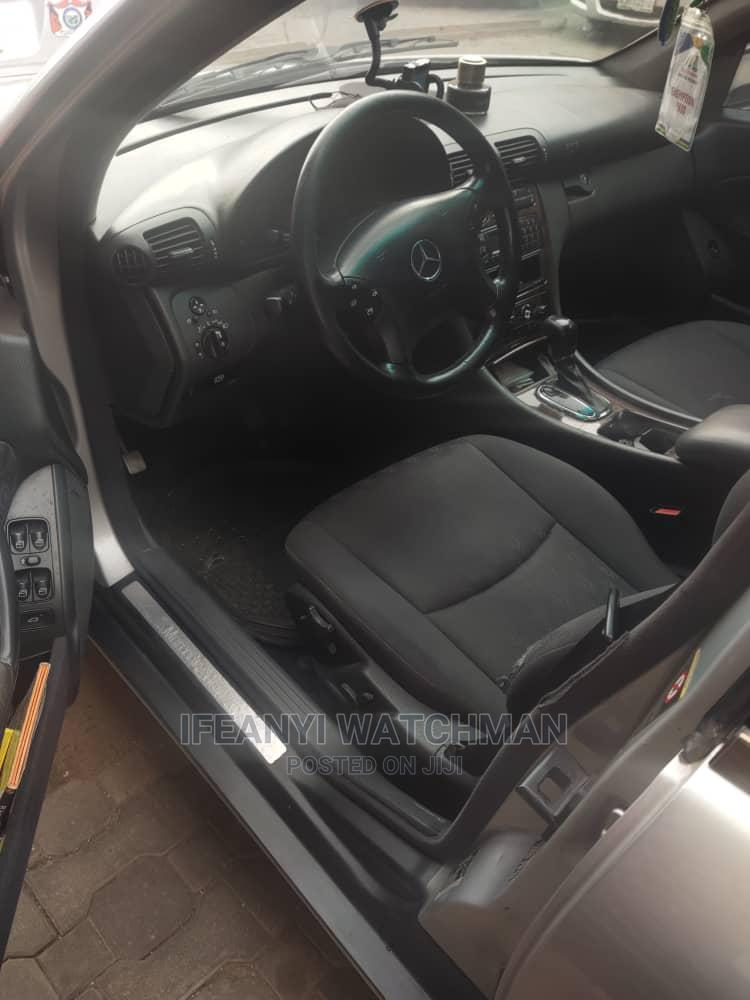 Mercedes-Benz C240 2004 Silver   Cars for sale in Central Business District, Abuja (FCT) State, Nigeria