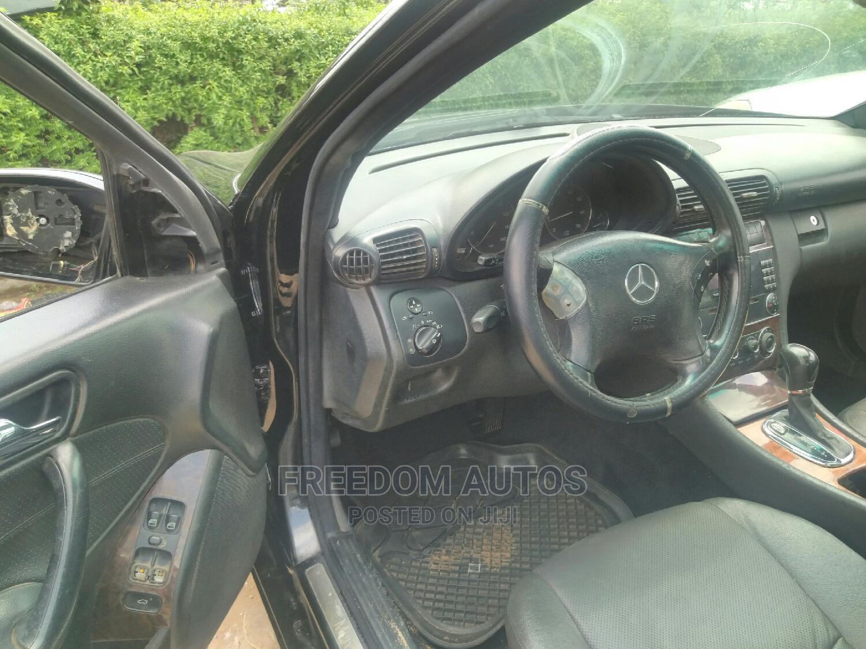 Archive: Mercedes-Benz C230 2005 Black