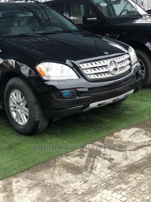 Mercedes-Benz M Class 2008 ML 350 4Matic Black | Cars for sale in Lagos State, Abule Egba