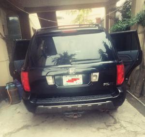 Honda Pilot 2003 EX-L 4x4 (3.5L 6cyl 5A) Black | Cars for sale in Lagos State, Gbagada