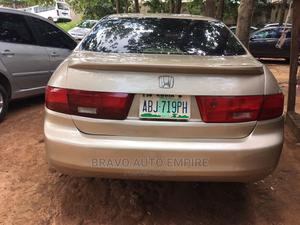 Honda Accord 2006 Coupe EX Gold   Cars for sale in Abuja (FCT) State, Gudu
