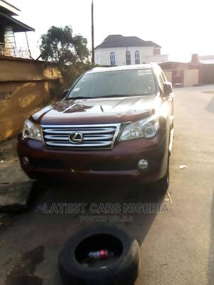 Lexus GX 2012 460 Red   Cars for sale in Lagos State, Ikeja