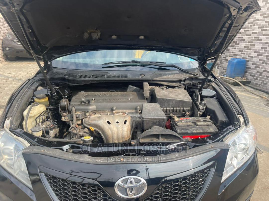 Toyota Camry 2009 Black | Cars for sale in Surulere, Lagos State, Nigeria