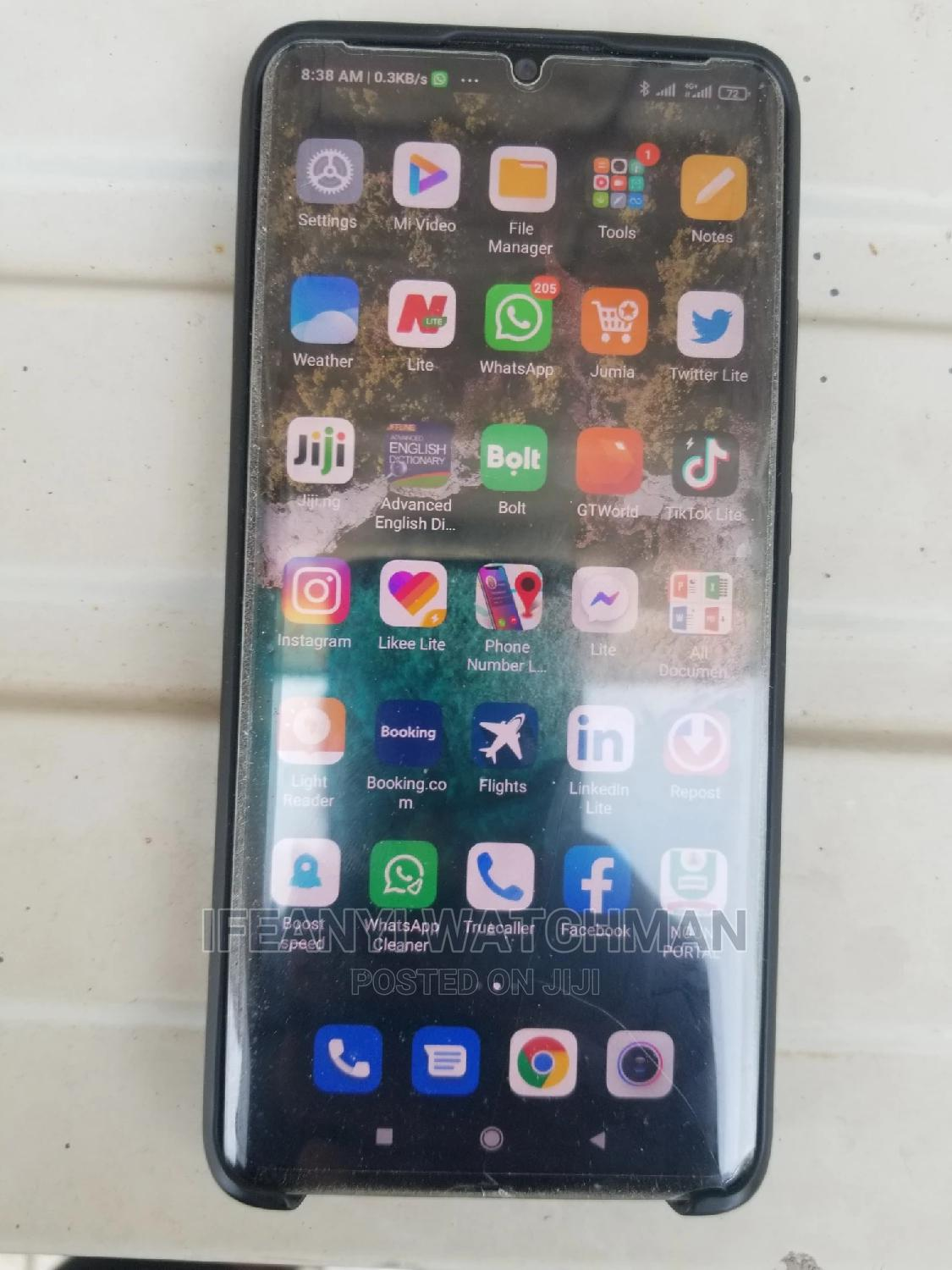 Xiaomi Mi Note 10 Pro 256 GB Gray   Mobile Phones for sale in Central Business District, Abuja (FCT) State, Nigeria