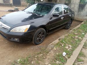 Honda Accord 2006 2.0 Comfort Automatic Black   Cars for sale in Lagos State, Ifako-Ijaiye