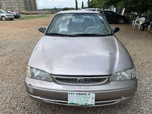 Toyota Corolla 2001 Sedan Gold | Cars for sale in Abuja (FCT) State, Gudu