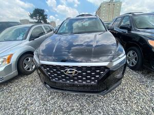 Hyundai Santa Fe 2020 Limited 2.4 W/Sulev FWD Black | Cars for sale in Abuja (FCT) State, Central Business District