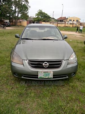 Nissan Altima 2005 2.5 Green   Cars for sale in Oyo State, Ibadan