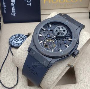 Hublot Wristwatch for Sale   Watches for sale in Lagos State, Lagos Island (Eko)