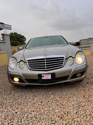 Mercedes-Benz E350 2007 Gold | Cars for sale in Kaduna State, Zaria
