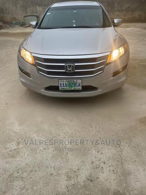Honda Accord Crosstour 2011 EX-L AWD Silver   Cars for sale in Lagos State, Ikotun/Igando