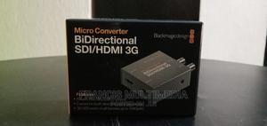 Blackmagic Design Micro Converter Bidirectional SDI/HDMI 3G   Accessories & Supplies for Electronics for sale in Lagos State, Ikeja