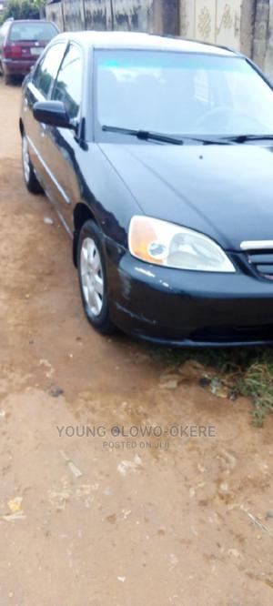 Honda Civic 2000 Black | Cars for sale in Lagos State, Alimosho