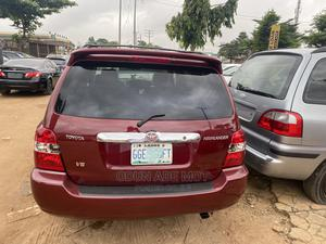 Toyota Highlander 2005 Limited V6 Red   Cars for sale in Lagos State, Ikotun/Igando